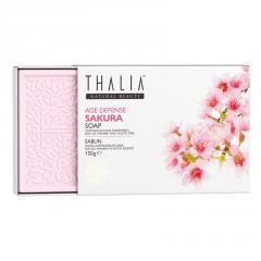 Натуральное Мыло Thalia Age Defence Sakura экстракт сакуры, 150 г