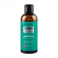 Шампунь укрепляющий Unice Green Splash,  300...