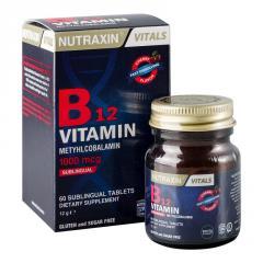 Диетическая добавка 'Витамин В12' NUTRAXIN, ...