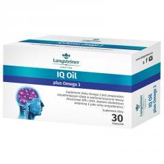 'IQ plus omega 3', 30 капсул