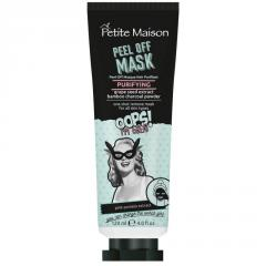 Черная очищающая маска-пленка Unice Petite Maison,