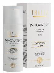 Дневной крем Thalia Organic Tsubaki для лица 30+ SPF 15, 50 мл