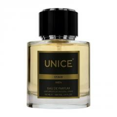 Мужская парфюмированная вода UNICE Crave, 100 мл