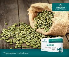 Slimina Green Coffee Langsteiner Худейте правильно!, 30 капсул