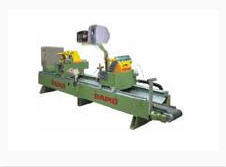 Two-head saw of Rapid DGL 200-E