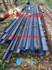 Square preparation of 125х125 mm steel 20