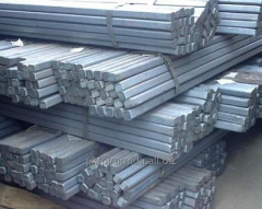 Hot-rolled square steel