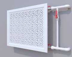 Декоративная решетка на батарею SMARTWOOD   Экран