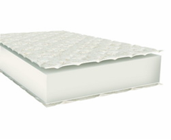 Mattresses are wadded, mattresses from the