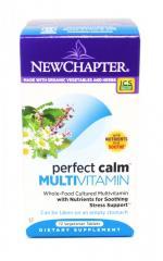 Успокоительные Мультивитамины, Perfect Calm, New