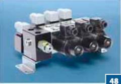 Electro – hydraulic distributors