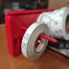 R-07 Размерник пришивной № 7 (СИНДТЕКС-0109)