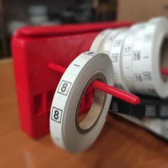 R-08 Размерник пришивной № 8 (СИНДТЕКС-0110)