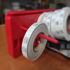 R-116 Размерник пришивной № 116 (СИНДТЕКС-0153)