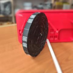 R-673 Размерник тканевый (жаккард) № 60 960шт.