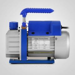 Вакуумный насос 128 л/мин двухступенчатый