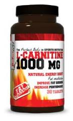 BioTech L-CARNITINE 1000 mg, 30 таб., продажа,
