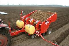 Картофелепосадочные машины