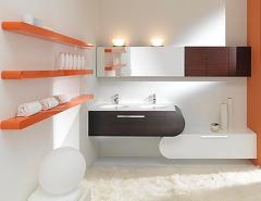 Modern lighting bathroom