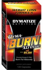 Dyma-Burn Xtreme Epx 200 Dymatize Nutrition (120