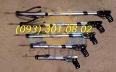Купить Ружье арбалет для подводной охоты YILMAZ TUFEKCI 30 см, 45 см, 60 см, 75 см, 90 см (резинка)