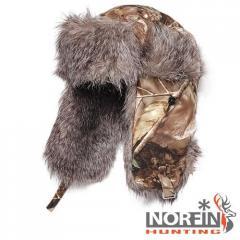 Шапка-ушанка NORFIN Hunting (passion) размер L