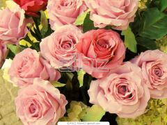 Цветы искусственные, аксессуары для дома