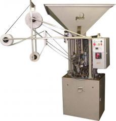 Peat tablets machine