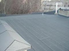 Roofing material granular
