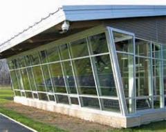 Энергоэффективные фасады