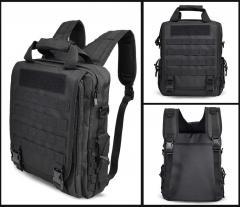 Сумка EDC тактическая - рюкзак 10L Черный
