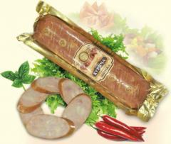 Ветчина «Куриная» вареная от производителя, Крым