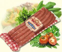 Колбаски «Туристические» копченые для гриля от