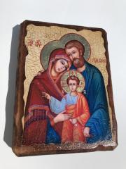 """Икона """"Три радости """" """"Дева Мария и"""