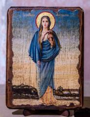 """Икона """"Святая Мария Магдалина """" на"""