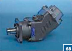 Axial and piston pumps and motors with the