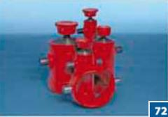 Hydraulic cylinders telescopic Hydroma