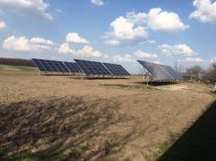 Сонячна електростанція 30 кВт, Кредит. Зелений