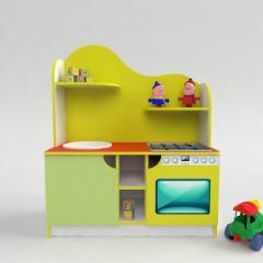 Детская игровая кухня Хозяюшка для садиков