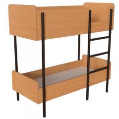 Кровать двухъярусная для общежитий