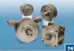 Disk brakes of Hydroma