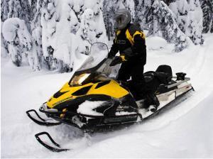 Cнегоходи BRP Ski-Doo