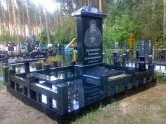 Пам'ятники із граніту, мармуру