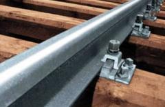 Rail braces