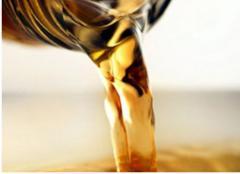 Sunflower oil not refined