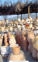 Посуда глиняная Крым