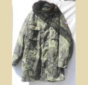 Куртка CZ, арт.95, вставка, очень теплая, капюшон