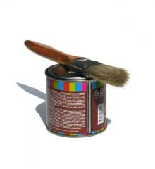 Weatherproof paints and varnishes