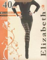 The Elizabeth 40 den Microfibre tights, with