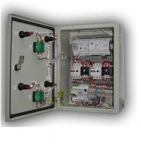 AUTOMATED CONTROL SYSTEM FOR ELECTRIC DRIVES OF